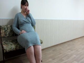 Зрелая медсестра